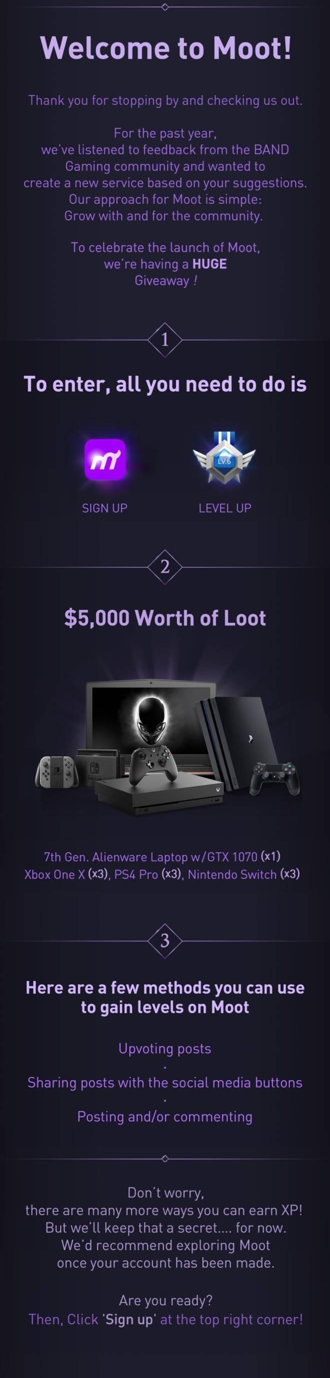 Moot: Notice - Moot Brings the Loot 🎁 image 4