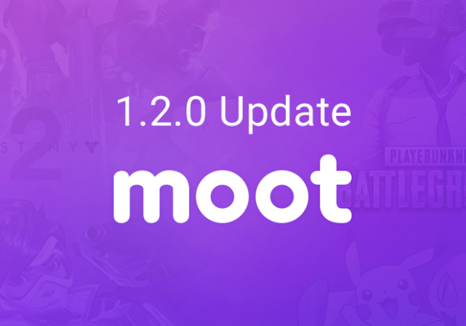 Moot: Notice - Moot v1.2.0: Profile Bios, Pinning Posts, and Better Mobile Web! image 61