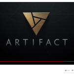 Artifact teaser reaction