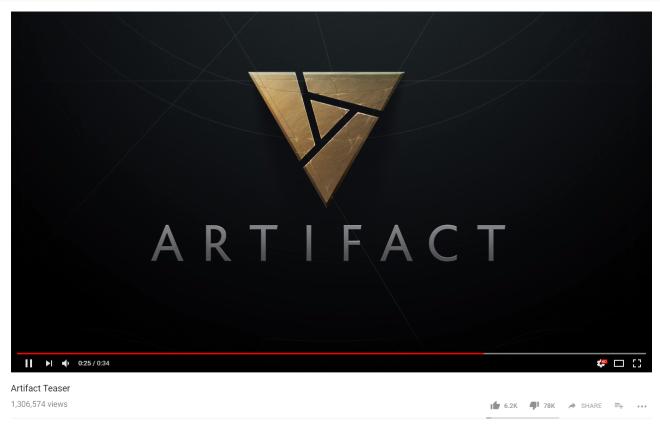Artifact: General - Artifact teaser reaction image 1