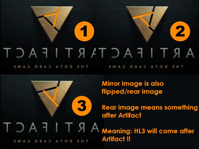 Artifact: General - HL3 will come after Artifact!? image 1