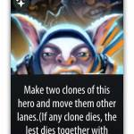 New Artifact card revealed (Meepo)