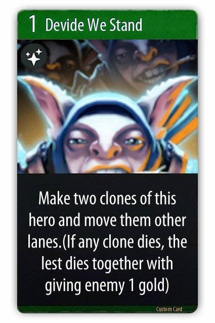 Artifact: General - New Artifact card revealed (Meepo) image 1