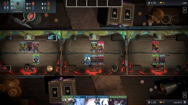 Artifact: General - Would Artifact support multi monitors to see all 3 lanes at once? image 2