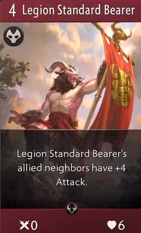 Artifact: General - Legion Standard Bearer, Lich image 1
