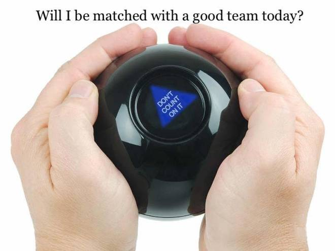 Call of Duty: Memes - Matchmaking be like  image 1
