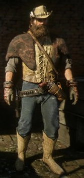 Red Dead Redemption: General - LAWF# 7 Legendary Bull Gator image 5