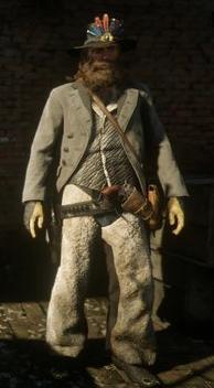 Red Dead Redemption: General - LAWF# 5 Legendary Boar image 6