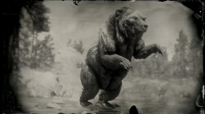 Red Dead Redemption: General - LAWF# 3 Legendary Bharati Grizzly Bear image 2
