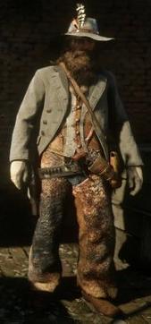 Red Dead Redemption: General - LAWF# 15 Legendary Wolf image 6