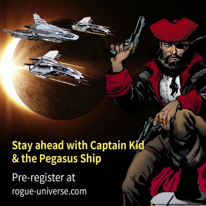 Rogue Universe: Events - Pre-register now image 1