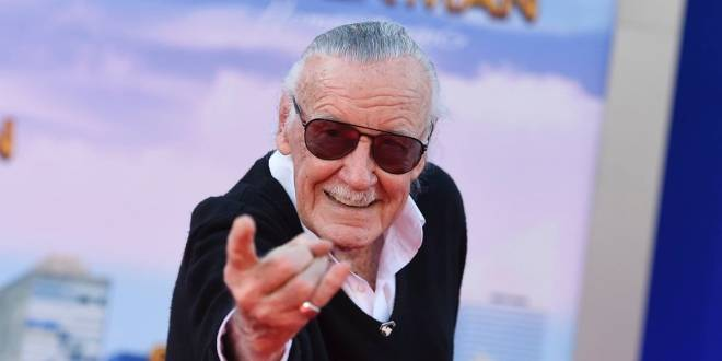 Rogue Universe: Discussion - RIP Stan Lee, we lost a beautiful soul today image 7