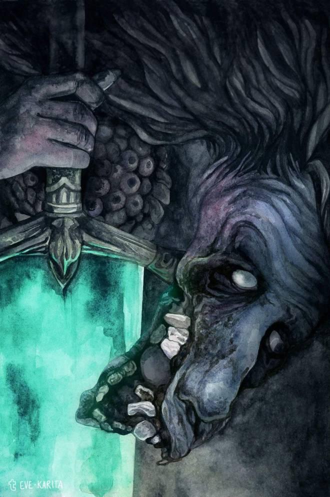 "Bloodborne: General - ""The nightmare swirls and churns unending."" image 1"