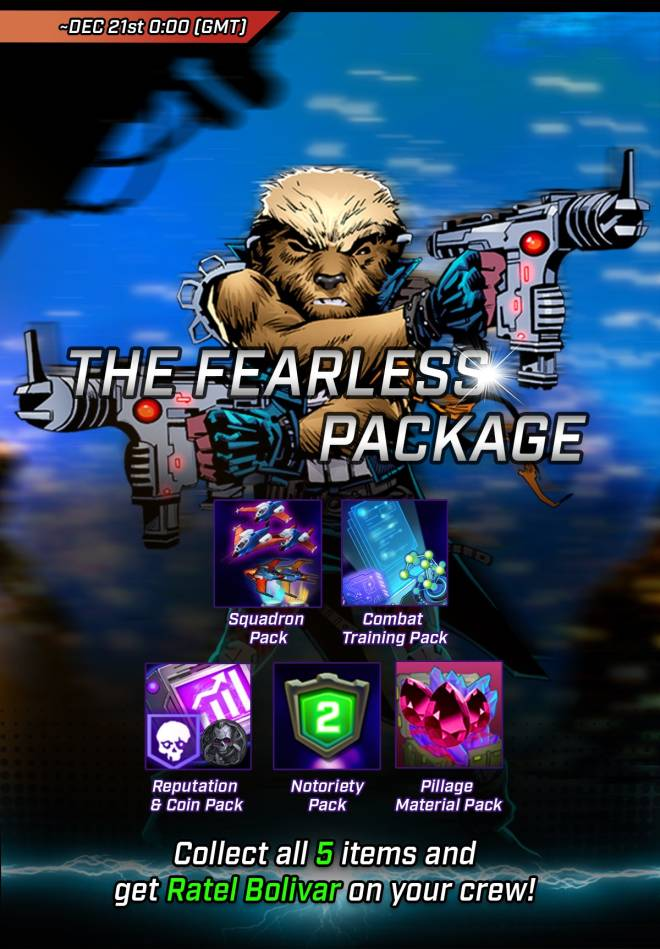Rogue Universe: Events - The Fearless Package image 5