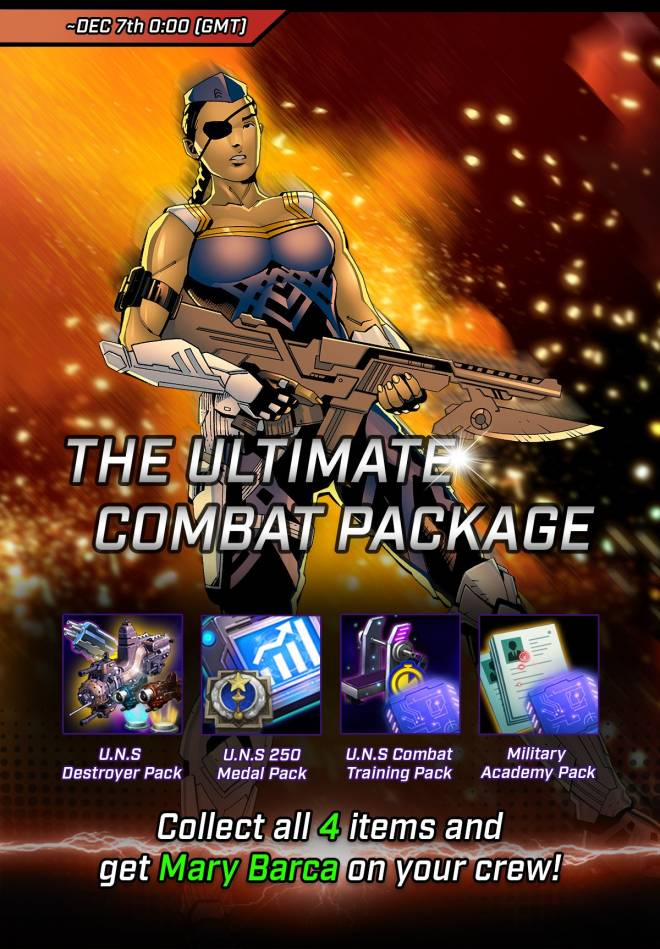 Rogue Universe: Events - The Ultimate Combat Package image 5