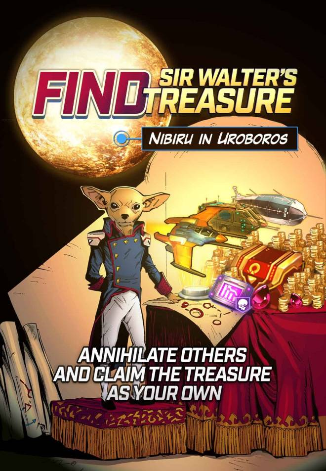 Rogue Universe: Events - Find Sir Walter's Treasure! image 7