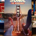 Sonic The Hedgehog Movie New Poster