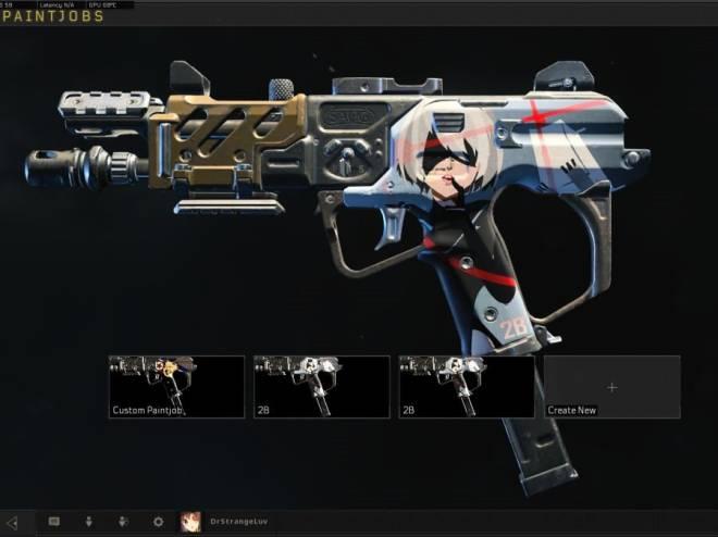 Call of Duty: General - NieR: Saug 2B image 1