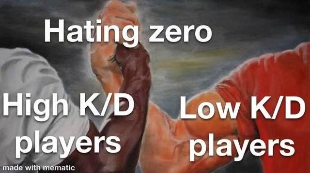 Call of Duty: Memes - Hating Zero club image 1