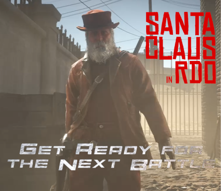 Red Dead Redemption: General - 🎅Santa Too OP Pls Nerf😡 RDO with Santa Claus #3 image 1