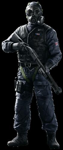 Rainbow Six: General - Operators Story #01. SAS image 13