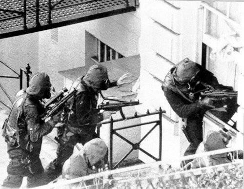 Rainbow Six: General - Operators Story #01. SAS image 5