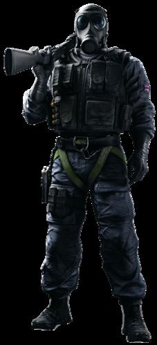 Rainbow Six: General - Operators Story #01. SAS image 19