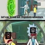 Ranked adventures in Siege