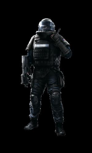 Rainbow Six: General - Operators Story #03. GIGN image 22