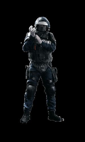 Rainbow Six: General - Operators Story #03. GIGN image 16