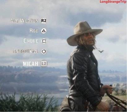 Red Dead Redemption: General - If only we had all these options image 1