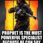 OP Specialist