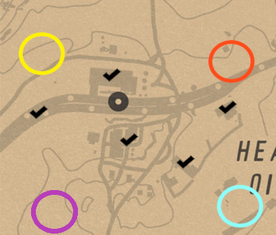 Red Dead Redemption: General - Hostile Territory - Red Dead Online Guide - 4 - image 5