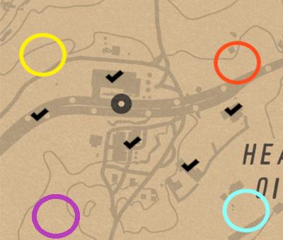 Red Dead Redemption: General - Hostile Territory - Red Dead Online Guide - 4 - image 5