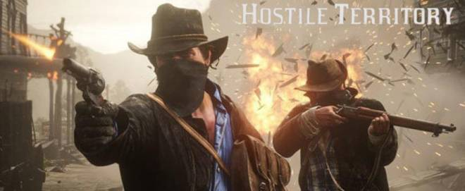 Red Dead Redemption: General - Hostile Territory - Red Dead Online Guide - 4 - image 1