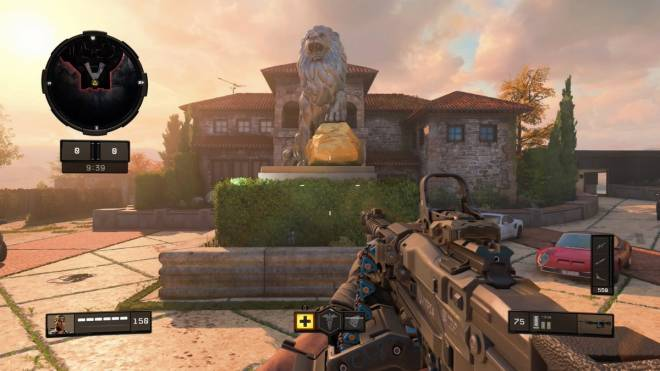 Call of Duty: General - 12. Fire with powerful force, LMGs Review image 4