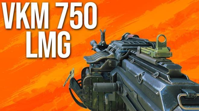 Call of Duty: General - 12. Fire with powerful force, LMGs Review image 13