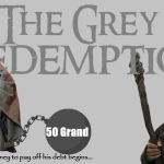The Grey Redemption - RDO with Gandalf #1