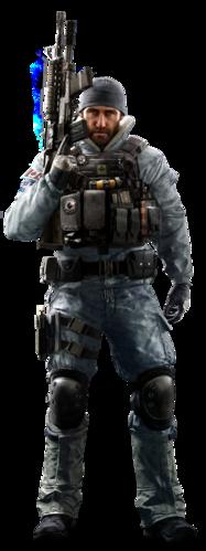 Rainbow Six: General - Operators Story #06 JTF-2  image 9
