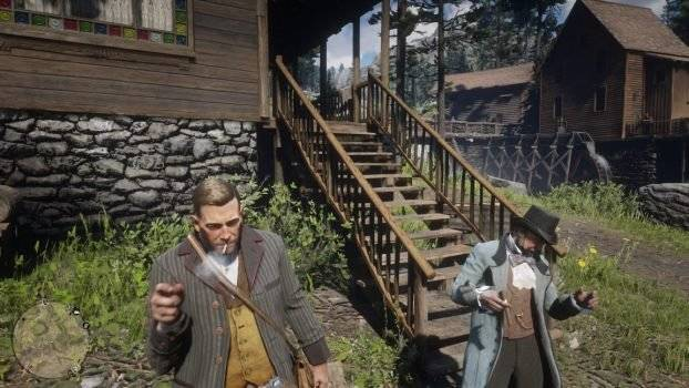 Red Dead Redemption: General - 10 Unsolved Mysteries in Red Dead Redemption 2 image 10