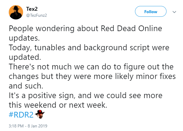 Red Dead Redemption: General - A little info on the next update image 1