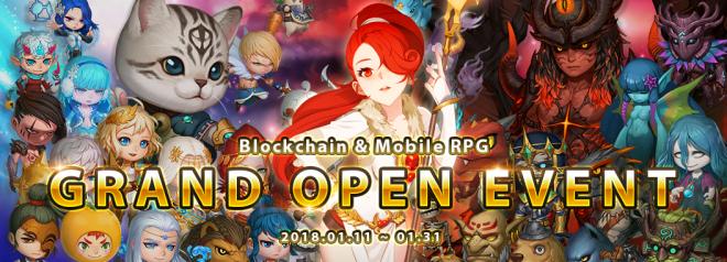 HERO OF CRYPTOWORLD: Event - Grand Open Event image 1