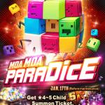 Moa Moa Para-dice