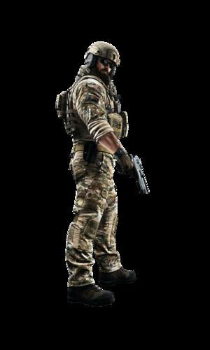 Rainbow Six: General - Operators Story #07 SEAL image 7