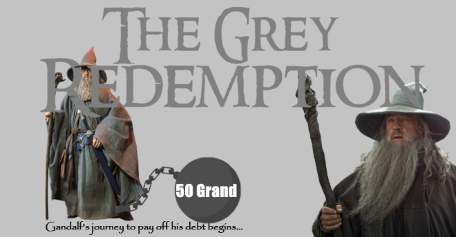 Red Dead Redemption: General - The Grey Redemption - RDO with Gandalf #2 image 1