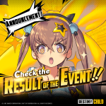 January 14th Event Result