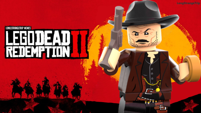 Red Dead Redemption: General - LEGO DEAD REDEMPTION II image 1