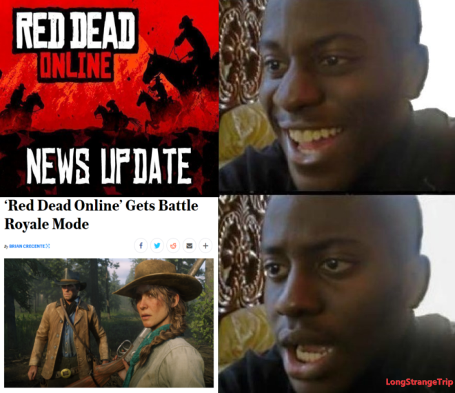 Red Dead Redemption: General - So disappointed😥  image 1
