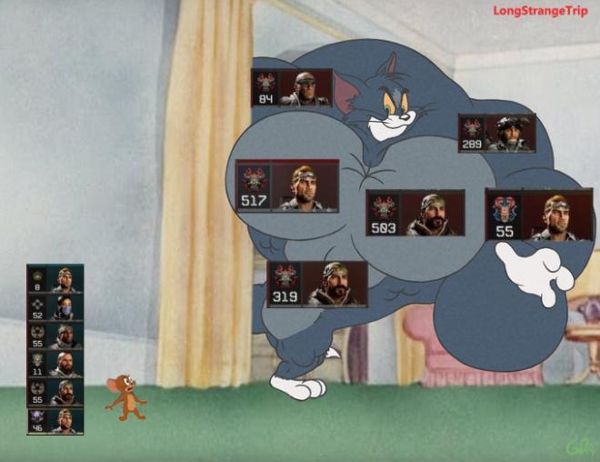 Call of Duty: Memes - Bo4 Matchmaking be like image 1