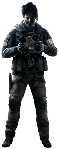Rainbow Six: General - Operators Story #09 SAT image 26